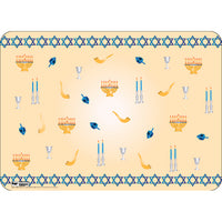 "Generic Jewish 14"" x 19"" Traycovers - Pack of 100"