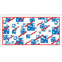 "Patriotic Holiday 11"" x 21"" Traycovers - Pack of 100"