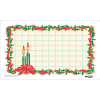 "Christmas 11-1/4"" X 19-3/16"" Traycovers - Pack of 100"