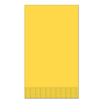 "Gold 15"" x 17"" Dinner Napkins - Pack of 100"