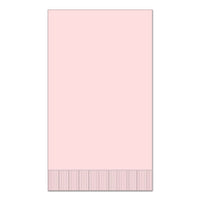 "Pink 15"" x 17"" Dinner Napkins - Case of 1000"