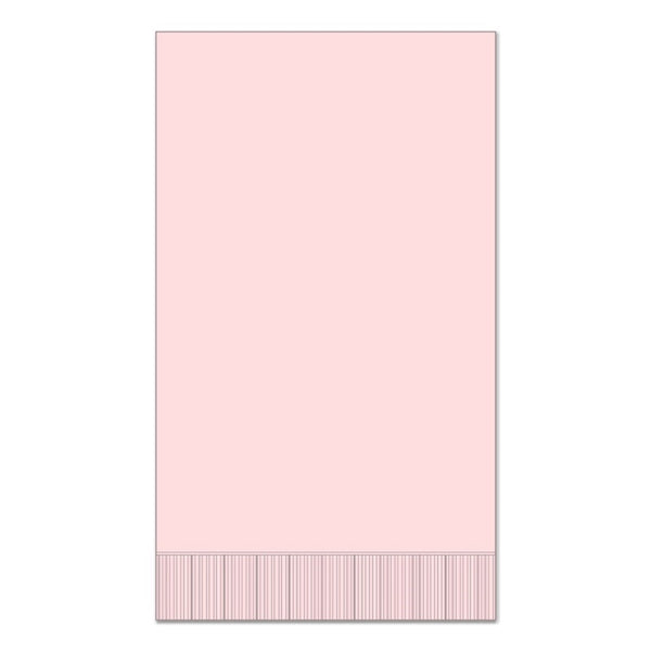 "Pink 15"" x 17"" Dinner Napkins - Pack of 100"