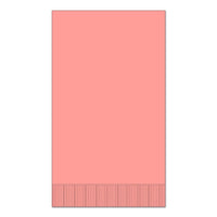 "Rose 15"" x 17"" Dinner Napkins - Case of 1000"