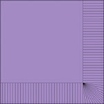 "Violet 10"" x 10"" 2-Ply Beverage Napkins - Case of 1000"