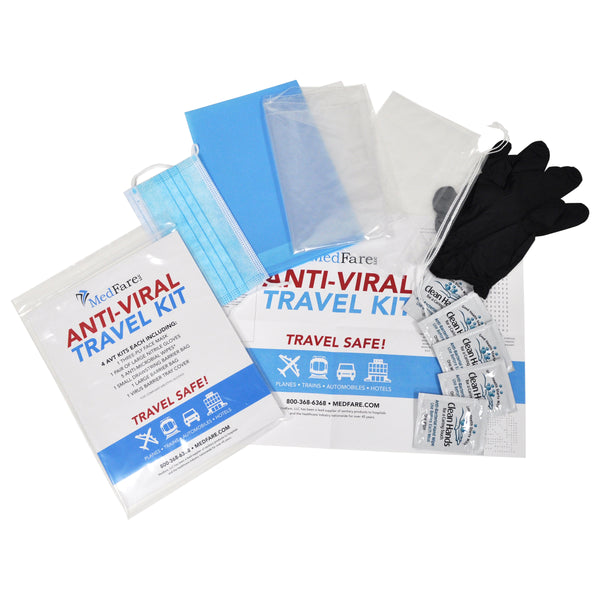 Anti-Viral Travel Kits