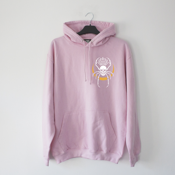 Crawling Hoodie - Lunar Apparel - Alternative Pop-Punk Clothing