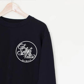 Got That Spooky Feeling Sweater - Lunar Apparel - Alternative Pop-Punk Clothing