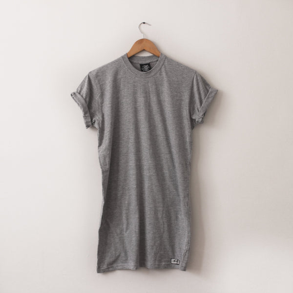 Essential Long-Line Tee