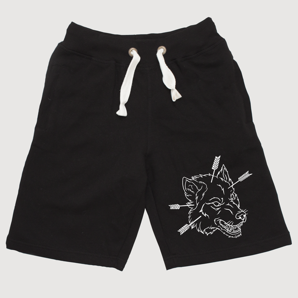Hunt Me Down Shorts - Lunar Apparel - Alternative Pop-Punk Clothing