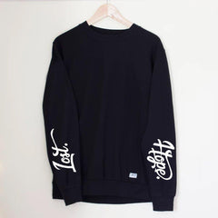 Lost Hope Sleeve Sweater