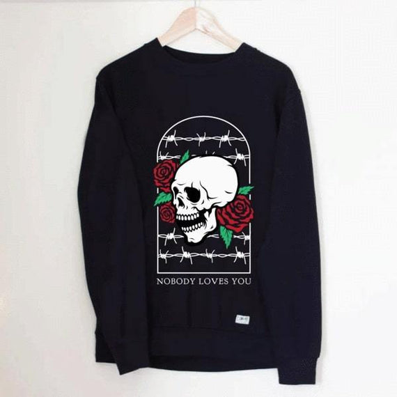 Nobody Loves You Sweater