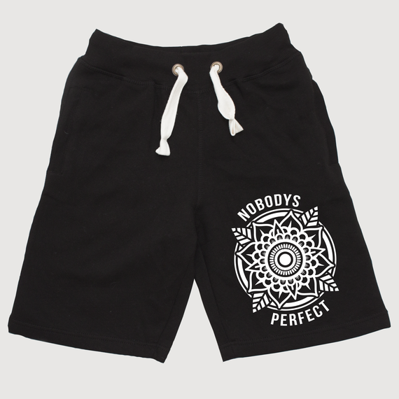 Nobody's Perfect Shorts - Lunar Apparel - Alternative Pop-Punk Clothing
