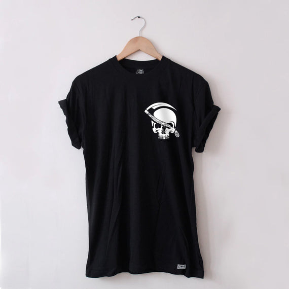 Scythe-Skull Tee - Lunar Apparel - Alternative Pop-Punk Clothing