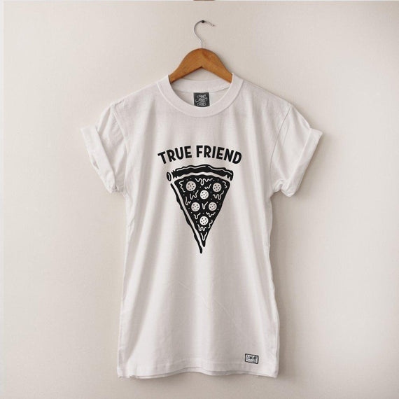 True Friend Tee - Lunar Apparel - Alternative Pop-Punk Clothing