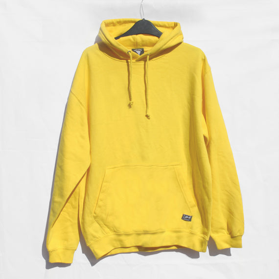 Essential Yellow Hoodie