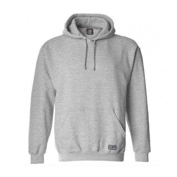 Essential Grey Hoodie - Lunar Apparel - Alternative Pop-Punk Clothing