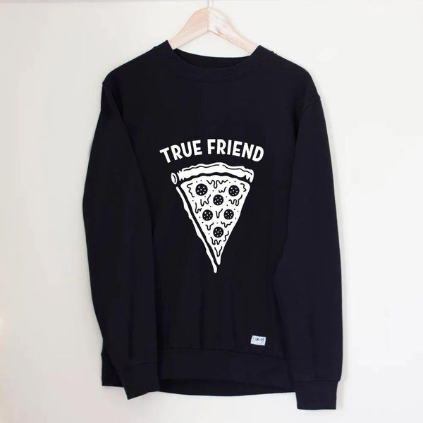 True Friend Sweater - Lunar Apparel - Alternative Pop-Punk Clothing