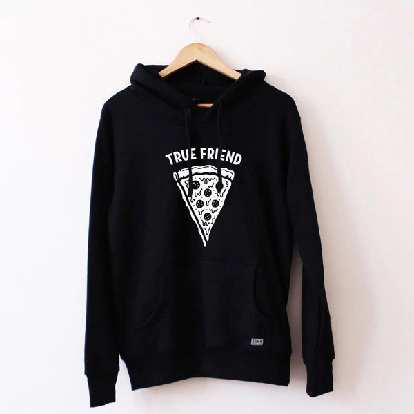 True Friend Hoodie - Lunar Apparel - Alternative Pop-Punk Clothing