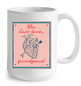 In The Friendzone - Coffee Mug
