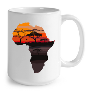 The Motherland - Coffee Mug