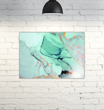 Load image into Gallery viewer, Abstract Marble - Wrapped Canvas Art