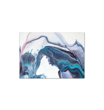 Load image into Gallery viewer, Abstract Water Fountain - Wrapped Canvas Art