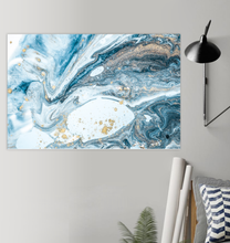 Load image into Gallery viewer, Abstract Water - Poster Art