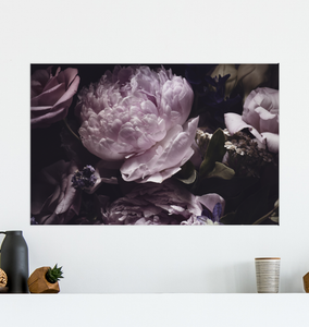 Captivating Flowers - Poster Art