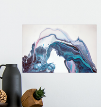 Load image into Gallery viewer, Abstract Water Fountain - Poster Art