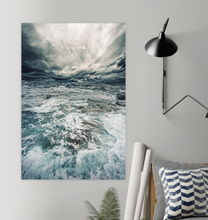 Load image into Gallery viewer, Crashing Waves - Poster Art
