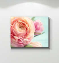 Load image into Gallery viewer, Romantic Roses - Wrapped Canvas Art