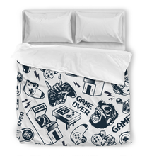 Load image into Gallery viewer, Game Over - Duvet Cover