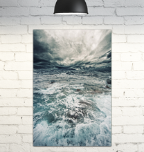 Load image into Gallery viewer, Crashing Waves - Wrapped Canvas Art