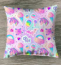 Load image into Gallery viewer, OH NO! - Outdoor Pillow