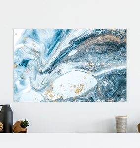 Abstract Water - Poster Art