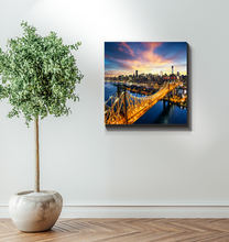 Load image into Gallery viewer, New York City - Wrapped Canvas Art