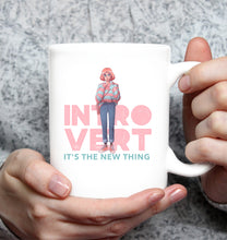 Load image into Gallery viewer, Introvert - Coffee Mug