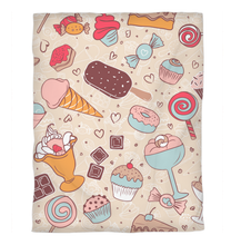 Load image into Gallery viewer, Sweet Tooth - Duvet Cover