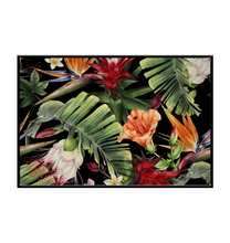 Load image into Gallery viewer, Tropical Flowers - Door Mat