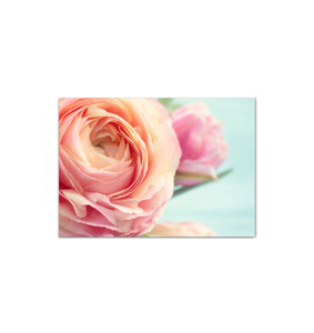 Romantic Roses - Wrapped Canvas Art