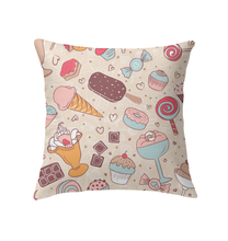 Load image into Gallery viewer, Sweet Tooth - Indoor Pillow