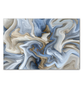 Marble Stone - Wrapped Canvas Art