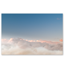 Load image into Gallery viewer, Flying Above The Clouds - Poster Art