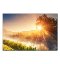 Load image into Gallery viewer, Morning Mist - Wrapped Canvas Art