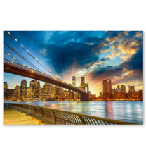 Load image into Gallery viewer, Dreams Of New York - Poster Art
