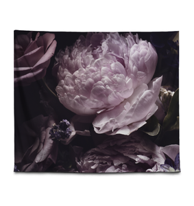 Captivating Flowers - Wall Tapestry