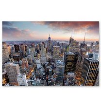 Load image into Gallery viewer, New York City Skyline - Poster Art