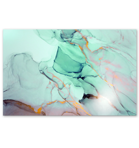 Abstract Marble - Poster Art