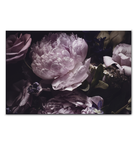 Captivating Flowers - Wrapped Canvas Art