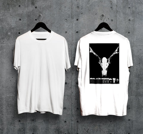 Skull T-Shirt - Techno Germany Store